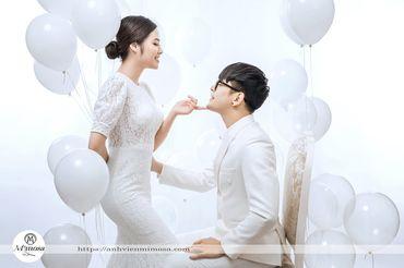 Album ảnh cưới concept bóng bay - Mimosa Wedding - Hình 1