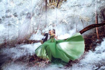 album ảnh cưới đẹp mê ly tại đà lạt - Ảnh Cưới Đà Lạt - K studio - Hình 1