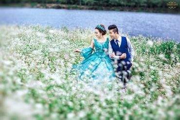 Đà Lạt - Thiên Đường Ảnh Cưới - Trương Tịnh Wedding - Hình 10