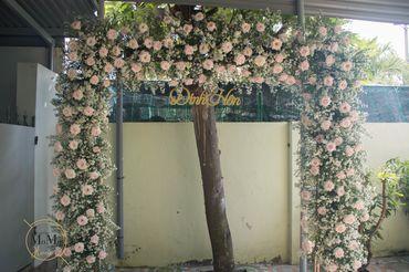 MoMo House - DV Trang trí tiệc cưới tại Nha Trang - MoMo House Wedding Decor - Hình 9