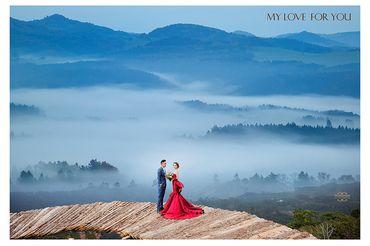 Ảnh cưới đẹp tại Đà Lạt - Trương Tịnh Wedding - Hình 2