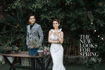 Ảnh Cưới Phim Trường - Sài Gòn Đêm - Trương Tịnh Wedding - Hình 2