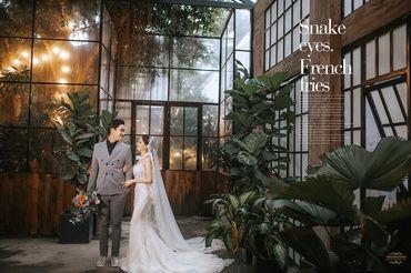 Ảnh Cưới Phim Trường - Sài Gòn Đêm - Trương Tịnh Wedding - Hình 1