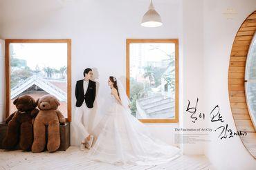 Ảnh Cưới Phim Trường - Sài Gòn Đêm - Trương Tịnh Wedding - Hình 5