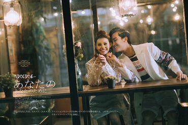 Ảnh Cưới Phim Trường - Sài Gòn Đêm - Trương Tịnh Wedding - Hình 12