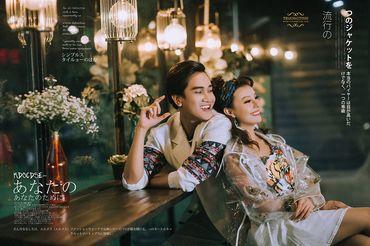 Ảnh Cưới Phim Trường - Sài Gòn Đêm - Trương Tịnh Wedding - Hình 9