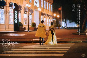 Ảnh Cưới Phim Trường - Sài Gòn Đêm - Trương Tịnh Wedding - Hình 13