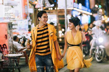 Ảnh Cưới Phim Trường - Sài Gòn Đêm - Trương Tịnh Wedding - Hình 6