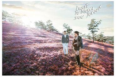 Ảnh cưới đẹp tại Đà Lạt - Trương Tịnh Wedding - Hình 1
