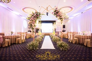 GÓI TRANG TRÍ THEO CHỦ ĐỀ LA ROMANCE - Trung Tâm Hội nghị - Tiệc Cưới Grand Palace - Hình 1