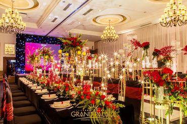 GÓI TRANG TRÍ THEO CHỦ ĐỀ BLOOMING LOVE - Trung Tâm Hội nghị - Tiệc Cưới Grand Palace - Hình 1