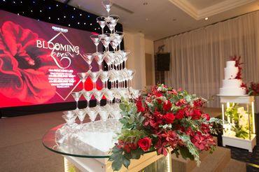 GÓI TRANG TRÍ THEO CHỦ ĐỀ BLOOMING LOVE - Trung Tâm Hội nghị - Tiệc Cưới Grand Palace - Hình 3