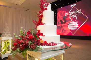 GÓI TRANG TRÍ THEO CHỦ ĐỀ BLOOMING LOVE - Trung Tâm Hội nghị - Tiệc Cưới Grand Palace - Hình 2