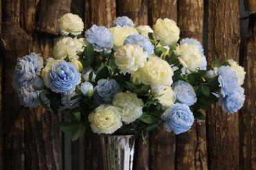 Hoa vải cao cấp - Midori Shop - Phụ kiện trang trí ngành cưới - Hình 52