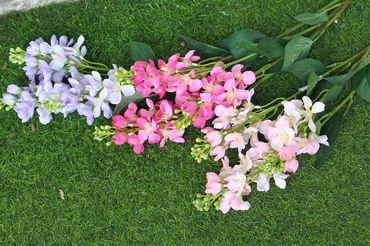 Hoa vải cao cấp - Midori Shop - Phụ kiện trang trí ngành cưới - Hình 1