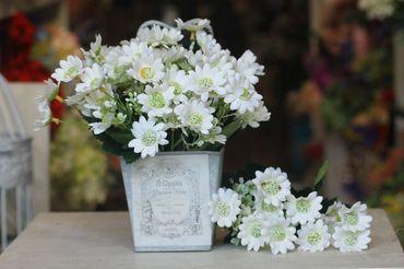 Hoa vải cao cấp - Midori Shop - Phụ kiện trang trí ngành cưới - Hình 47
