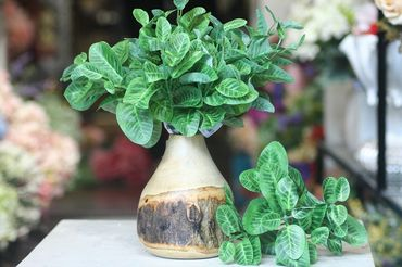Hoa vải cao cấp - Midori Shop - Phụ kiện trang trí ngành cưới - Hình 69