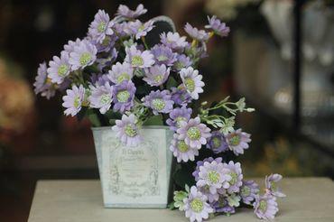 Hoa vải cao cấp - Midori Shop - Phụ kiện trang trí ngành cưới - Hình 46