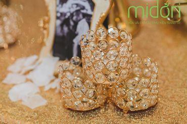 Các sản phẩm cho trung tâm tiệc cưới - Midori Shop - Phụ kiện trang trí ngành cưới - Hình 1