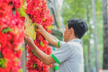 Dịch vụ trang trí tận nơi - Midori Shop - Phụ kiện trang trí ngành cưới - Hình 29