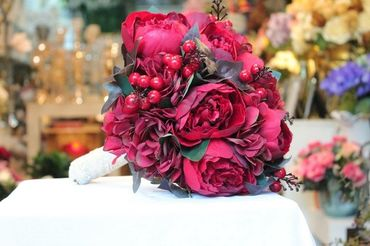 Hoa cưới - Midori Shop - Phụ kiện trang trí ngành cưới - Hình 35