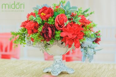 Dịch vụ trang trí tận nơi - Midori Shop - Phụ kiện trang trí ngành cưới - Hình 30