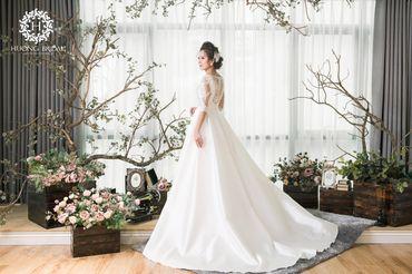 Váy cưới cho thuê - Hương Bridal - Hình 3