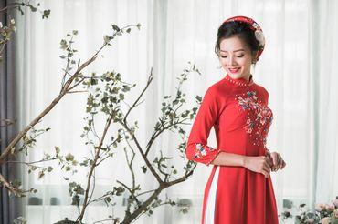 Áo dài thiết kế - Hương Bridal - Hình 7