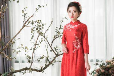 Áo dài thiết kế - Hương Bridal - Hình 9