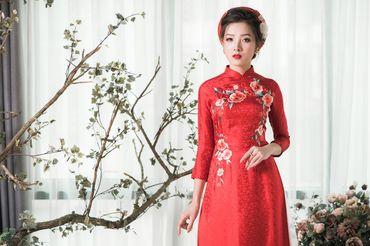 Áo dài thiết kế - Hương Bridal - Hình 6