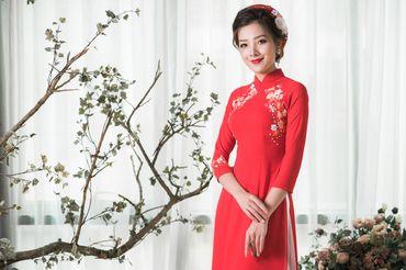 Áo dài thiết kế - Hương Bridal - Hình 5