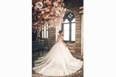 Váy cưới thiết kế - Hương Bridal - Hình 2