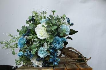 Hoa cưới - Midori Shop - Phụ kiện trang trí ngành cưới - Hình 25
