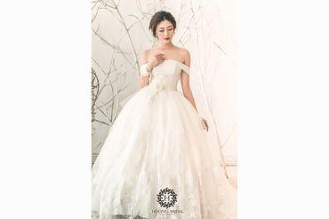 Váy cưới thiết kế - Hương Bridal - Hình 4