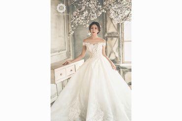 Váy cưới thiết kế - Hương Bridal - Hình 3