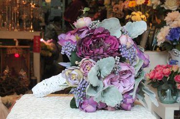 Hoa cưới - Midori Shop - Phụ kiện trang trí ngành cưới - Hình 24