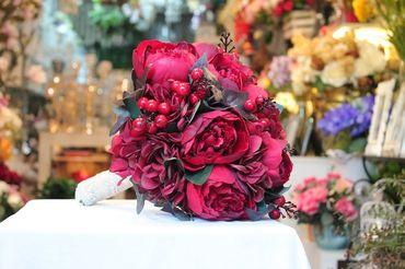 Hoa cưới - Midori Shop - Phụ kiện trang trí ngành cưới - Hình 19