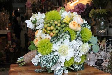 Hoa cưới - Midori Shop - Phụ kiện trang trí ngành cưới - Hình 18