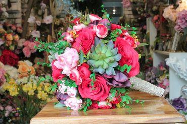 Hoa cưới - Midori Shop - Phụ kiện trang trí ngành cưới - Hình 17