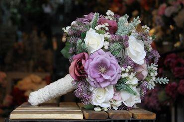 Hoa cưới - Midori Shop - Phụ kiện trang trí ngành cưới - Hình 13