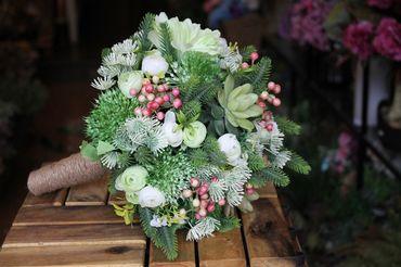 Hoa cưới - Midori Shop - Phụ kiện trang trí ngành cưới - Hình 11