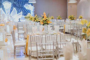 Gói trang trí Tiffany - Trung Tâm Tiệc Cưới Hội Nghị Melisa Center - Hình 5