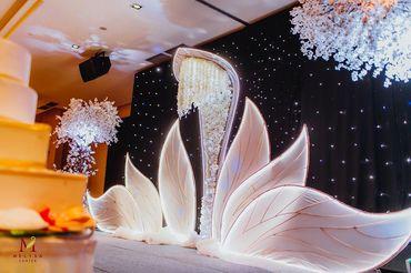 Gói trang trí Tiffany - Trung Tâm Tiệc Cưới Hội Nghị Melisa Center - Hình 7