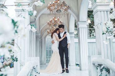 Trọn gói album cưới phim trường White House - Hệ thống cửa hàng dịch vụ ngày cưới ALEN - Hình 8
