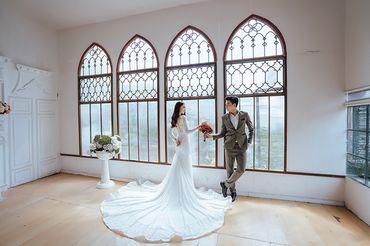 Trọn gói album cưới phim trường Alibaba - Hệ thống cửa hàng dịch vụ ngày cưới ALEN - Hình 12