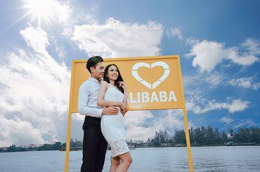 Trọn gói album cưới phim trường Alibaba - Hệ thống cửa hàng dịch vụ ngày cưới ALEN - Hình 3