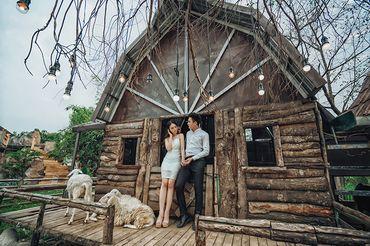 Trọn gói album cưới phim trường Alibaba - Hệ thống cửa hàng dịch vụ ngày cưới ALEN - Hình 6