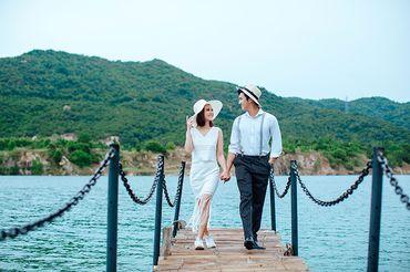 Tron gói album cưới ngoại cảnh Hồ Cốc - Hệ thống cửa hàng dịch vụ ngày cưới ALEN - Hình 22