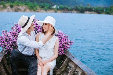Tron gói album cưới ngoại cảnh Hồ Cốc - Hệ thống cửa hàng dịch vụ ngày cưới ALEN - Hình 13