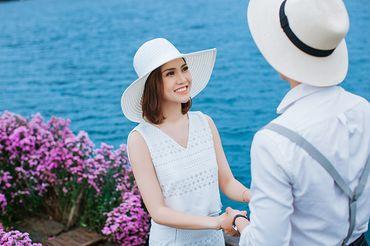 Tron gói album cưới ngoại cảnh Hồ Cốc - Hệ thống cửa hàng dịch vụ ngày cưới ALEN - Hình 6